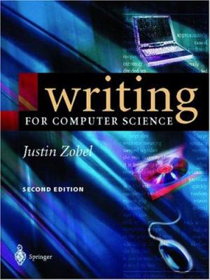 Writing for Computer Science 9781852338022