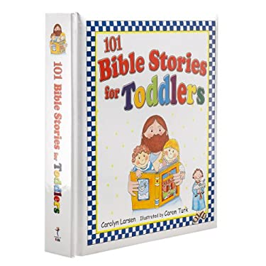 101 Bible Stories for Toddlers 9781869209278
