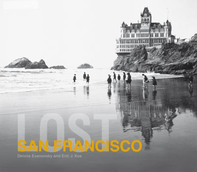 Lost San Francisco 9781862059344