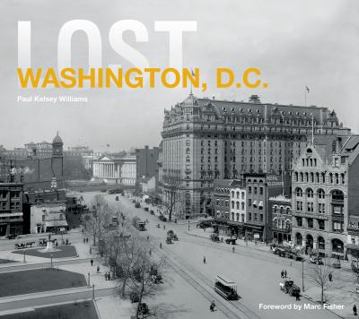 Lost Washington, DC 9781862059931