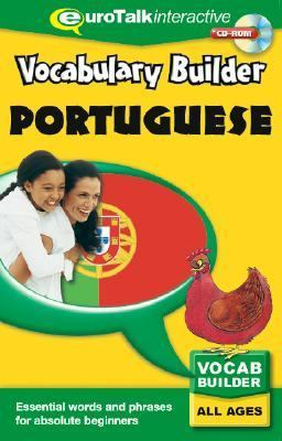 Vocabulary Builder - Portuguese 9781862211094