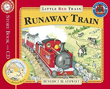 Little Red Train: The Runaway Train 9781862302112