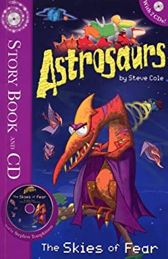 Astrosaurs 5: The Skies of Fear 9781862306424