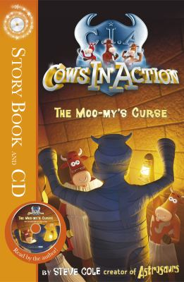 Cows in Action: The Moo-my's Curse: Book 2 9781862306646