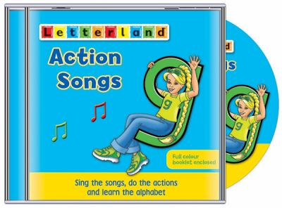 Action Songs 9781862092792