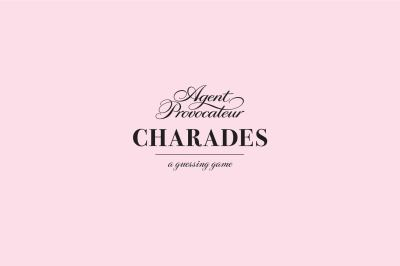 Agent Provocateur: Charades: A Guessing Game 9781862059221