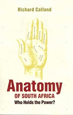 Anatomy of South Africa: Who Holds the Power? 9781868729036