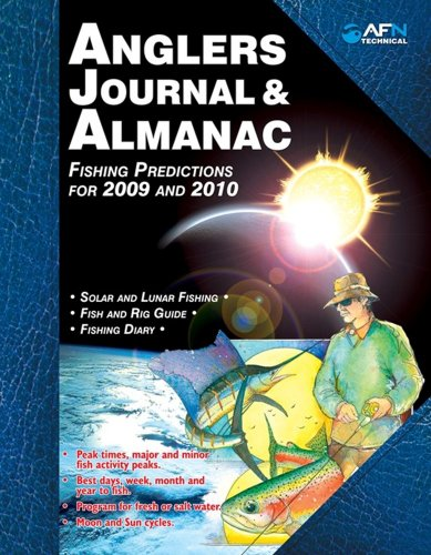 Anglers Journal & Almanac 9781865131160