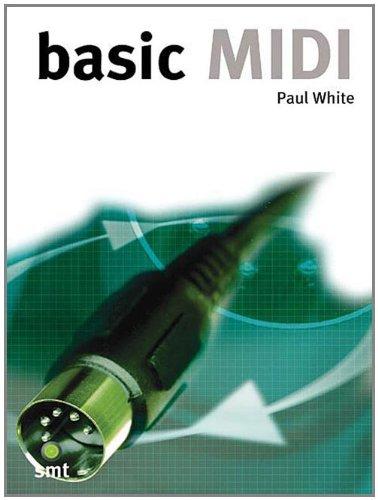 Basic MIDI 9781860742620