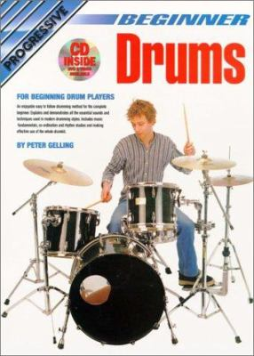 Beginner Drums 9781864691658