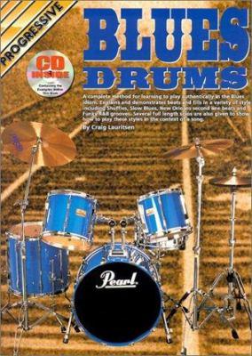 Blues Drumming 9781864690859