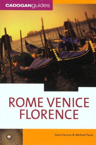 Cadogan Guide Rome, Venice, & Florence 9781860113529