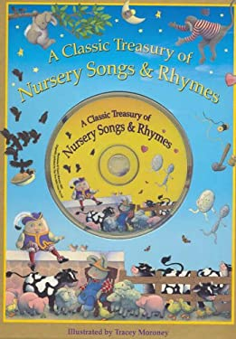 Classic Treasury of Nursery Songs and Rhymes 9781865036960