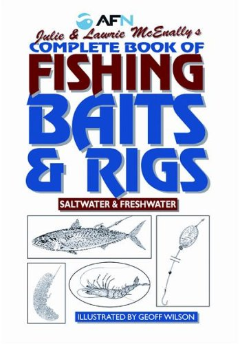 Complete Book of Fishing Baits & Rigs 9781865130385