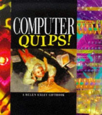 Computer Quips 9781861870896