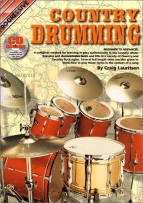 Country Drumming 9781864690842
