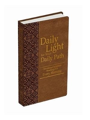 Daily Light for Your Daily Path: Devotional Scripture Readings for Every Morning 9781869208806