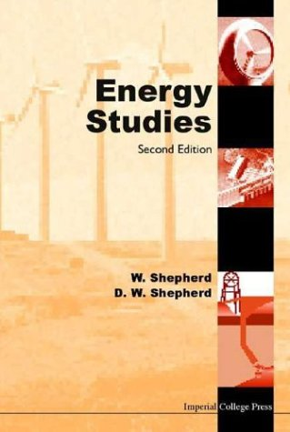 Energy Studies (2nd Edition) 9781860943225