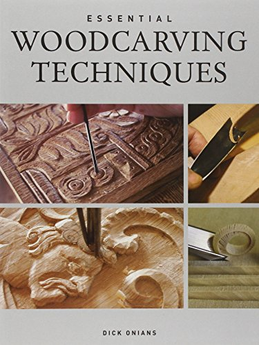 Essential Woodcarving Techniques 9781861080424