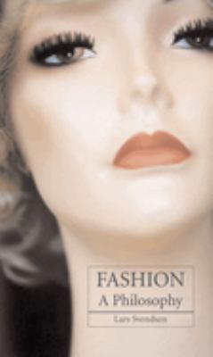 Fashion: A Philosophy 9781861892911