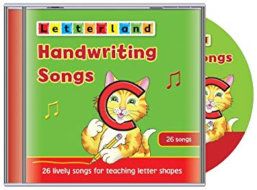 Handwriting Songs 9781862091962