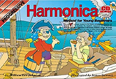 Harmonica for Young Beginners 9781864691405