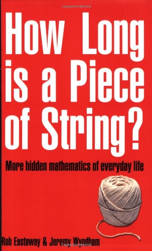 How Long Is a Piece of String?: More Hidden Mathematics of Everyday Life 9781861056252