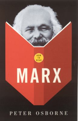 How to Read Marx 9781862077713