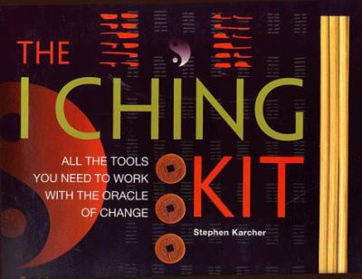 I Ching Kit: All the Tools the You Will Need to Work with the Oracle of Change [With 50 Sticks, 3 Coins, Pencil, Colth, Notepad, Chart] 9781862044760