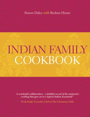 Indian Family Cookbook 9781862059849