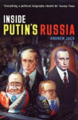 Inside Putin's Russia 9781862077225
