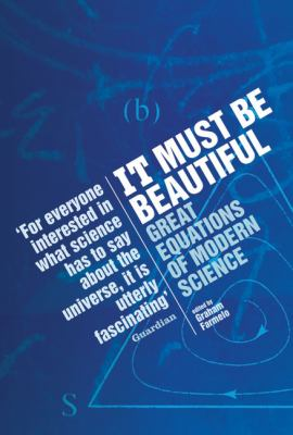 It Must Be Beautiful: Great Equations of Modern Science 9781862075559