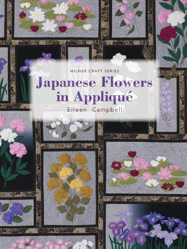 Japanese Flowers in Applique 9781863514118