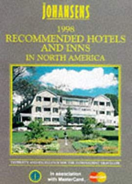 Johansens Recommended Hotels and Inns in North America 9781860174469