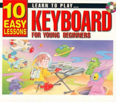 Basic lessons for keyboard beginners