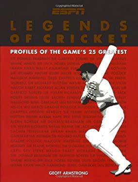 Legends of Cricket 9781865088365