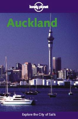 Lonely Planet Auckland 9781864500929