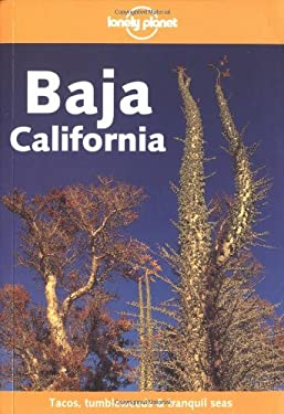 Lonely Planet Baja California 5/E 9781864501988