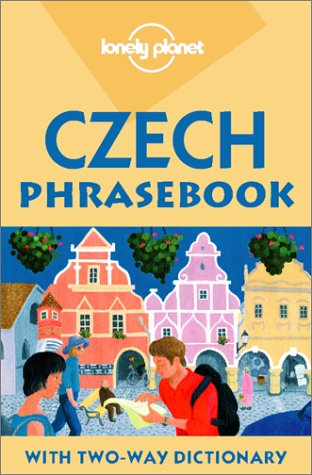 Lonely Planet Czech Phrasebook 9781864501841