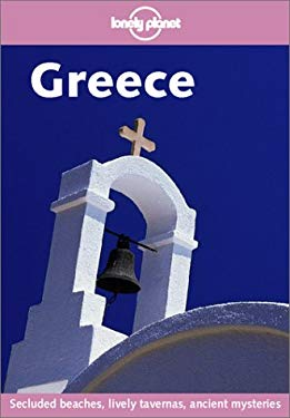 Lonely Planet Greece 9781864503340