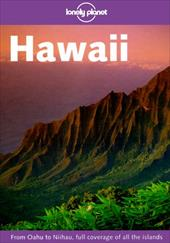 Lonely Planet Hawaii 7613351