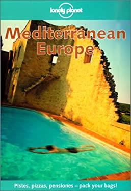 Lonely Planet Mediterranean Europe 9781864501544