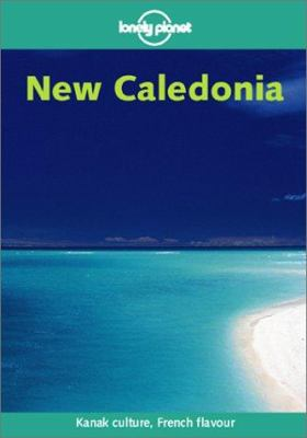 Lonely Planet New Caledonia 4/E 9781864502022