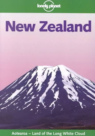 Lonely Planet New Zealand 9781864501223