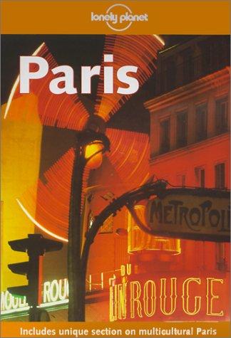 Lonely Planet Paris 9781864501254