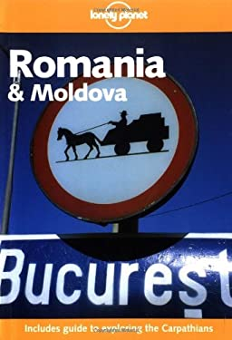 Lonely Planet Romania & Moldova