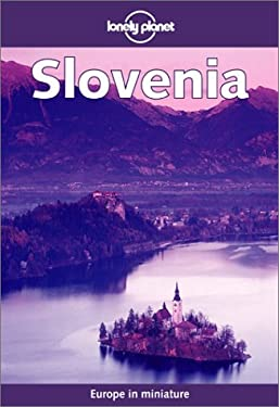 Lonely Planet Slovenia 9781864501605