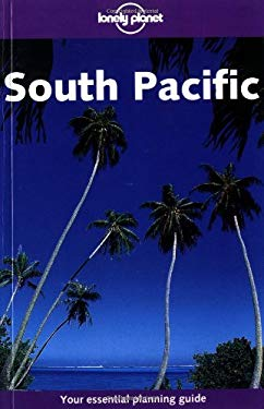 Lonely Planet South Pacific 9781864503029