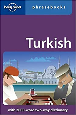 Lonely Planet Turkish Phrasebook 9781864503166