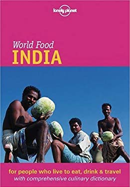 Lonely Planet World Food India 9781864503289